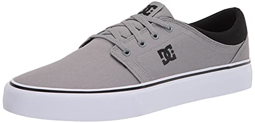 DC Herren Trase Tx Skate Schuh, (Dunkelgrau/Schwarz/Weiß), 38 EU