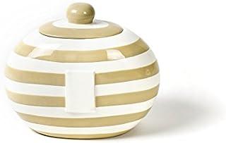 Sponsored Ad - Happy Everything Cookie Jar Big Neutral Stripe