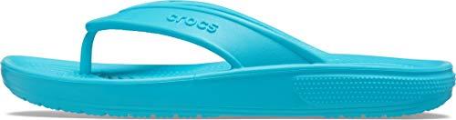 Crocs Unisex-Erwachsene Classic Ii Flip Zehentrenner, Digital Aqua, 41-42 EU