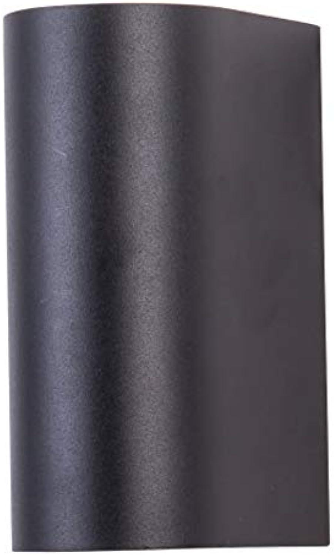 Xiadsk GU10 LED Wandleuchte obere und untere Wandleuchte AC85-265V 10W Halterung Lampe (doppelseitig 5W)