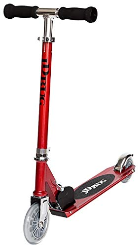 JD Bug Junior Original Street Scooter - Red Glow Pearl