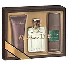 Massimo Dutti, Set de fragancias para hombres - 100 ml.