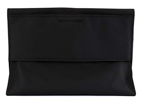 Porsche Design roadster 4.0 garmentbag svz Herren Nylon Kleidersack, 53X39X1, Black