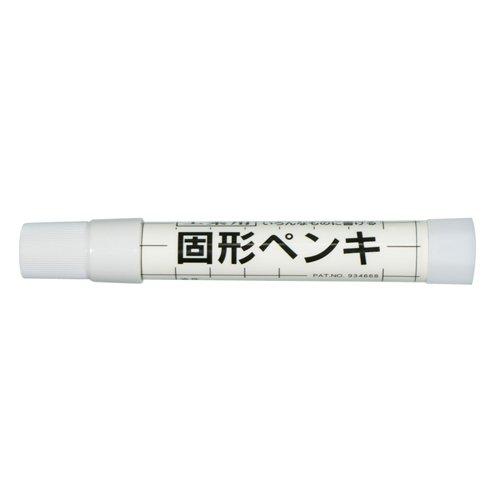 サクラ 建築用固形ペンキ 白 フック KSC-P#50