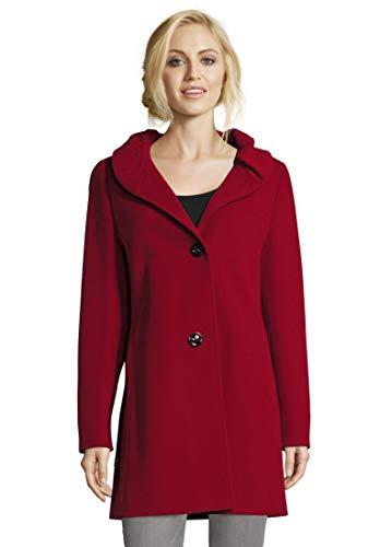 Gil Bret Damen Giulia Jacke, Rot (Rhubarb 4629), (Herstellergröße: 46)