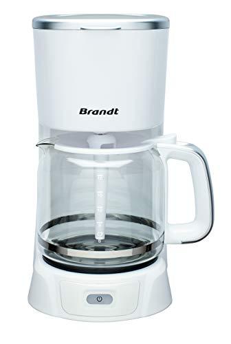 Brandt CAF1318S – Cafetière Filtre Électrique –...