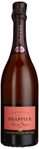 Drappier Rosé de Saignée Brut (1 x 0.75 l)