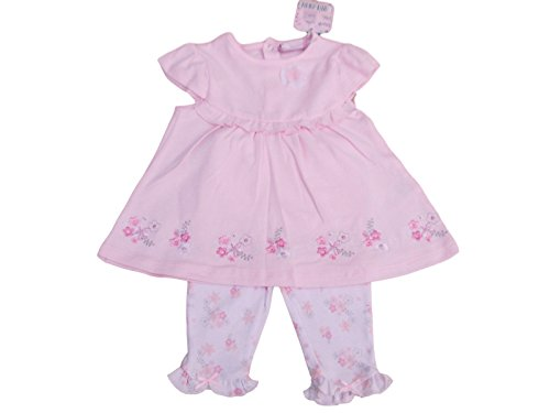 Chloe Louise - Robe - Plissée - Bébé (fille) 0 à 24 mois Rose rose - Rose - 6-12 mois