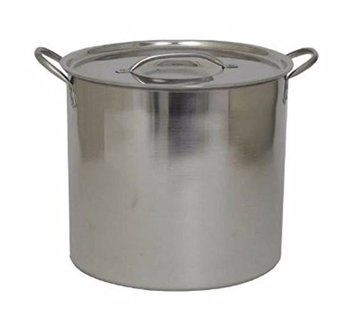 Polar Ware Economy Stainless Steel Brewing Pot, 5 Gallon