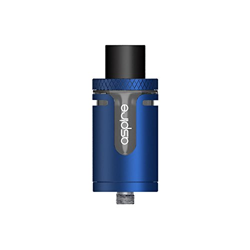 Aspire Cleito EXO Tank (Blu) con verifica Etichetta OEM per Vaporcombo Sigarette elettroniche Senza Nicotina