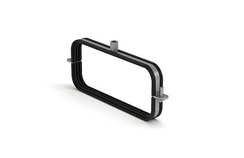 NABER SF 150 Flachkanalhalterung / verzinkter Stahl / 150er Flachkanal (4061022)