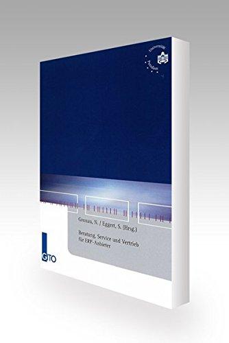 Beratung, Service und Vertrieb für ERP-Anbieter