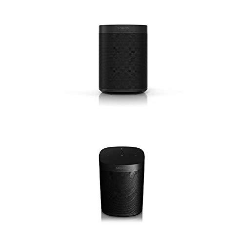 Pack Duo - Sonos One SL + Sonos One - Noir