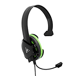 Compatible out-of-the-box with the Xbox One controller with the 3.5 mm jack and other Xbox One controllers via the Ear Force Headset Audio Controller (sold separately) 40 mm speaker with neodymium magnet delivers chat audio from other players A diffe...