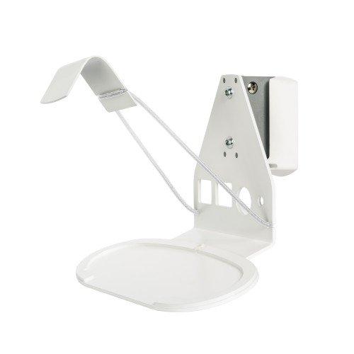 SoundXtra H5WM1011 - Soporte de Pared para Altavoces, Color Blanco