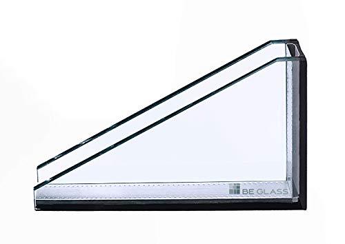 Isolierglas nach Maß, Größe bis 240 x 140cm, günstig ab Werk, Made in Germany. Ug-Wert ab 1,0W/m².
