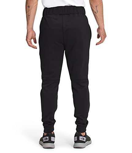The North Face Men's Exploration Fleece Pant, TNF Black, M-REG