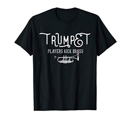 Trumpet Players Kick Brass
