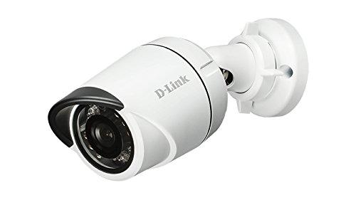 D-Link DCS-4701E IP security camera Interior y exterior Bala Color blanco -...