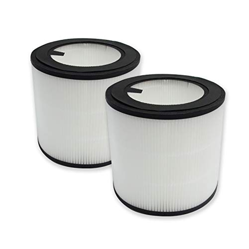 PUREBURG Filtros HEPA de repuesto para purificadores