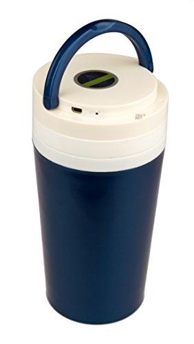 Kobert- Goods Digitale spionagecamera, bewakingscamera, ingebouwd in een koffiebeker, koffiekopje met camera, spionagecamera, SpyCam Spy Cam