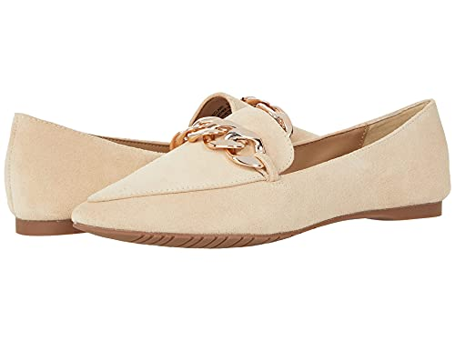 Steve Madden Declany Flat Sand Suede 9.5 M