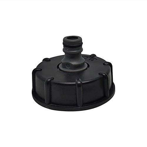 IBC Adapter Mit Auslaufhahn Tonne Fass Gelenke Tonnage Fass Armaturen Wasserhahn Joint Gartenrohr 4 Punkte Adapter Ventil Adapter Düse