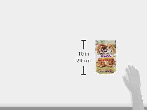 いぬのしあわせドッグフードプッチーヌ11歳からの高齢犬用ふんわり粒タイプ(セミモイストタイプ)200g×12個(ケース販売)