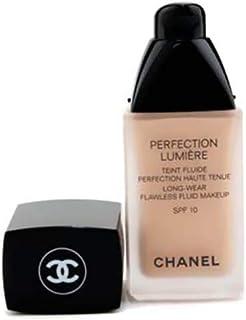 Chanel Perfection Lumiere Long Wear Flawless Fluid Makeup - 20 Beige, 1 oz.