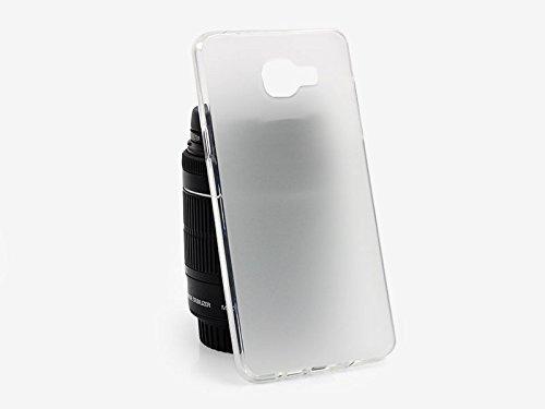 etuo Custodia per Samsung Galaxy A3 (2016), colore: Bianco