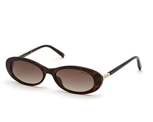 Guess GU-3054-S 52F Havana - Gafas de sol, color gris y marrón