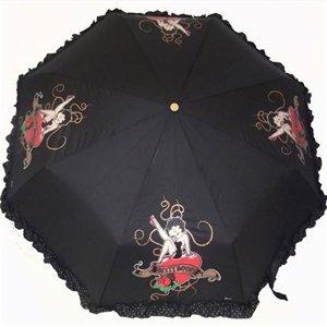 Betty Boop - Parapluie Motif Heart Breaker de Luxe
