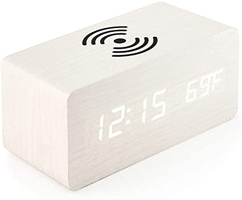 Despertador Digital Madera  marca