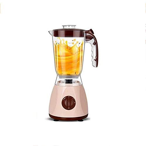 Juice Extractor Fruta y Jugo de Vegetal Máquina Boca Ancho Exprimidor centrífugo, Easy Clean Juicer, Acero inoxidable, 300W mei