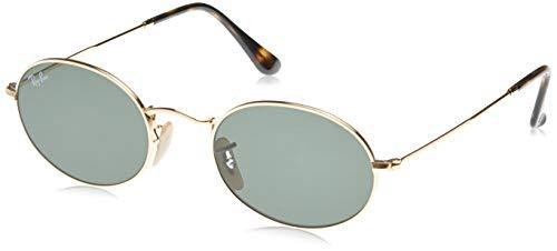 RAY-BAN 0Rb3547N 1 Gafas de sol, Dorado, 51 Unisex-Adulto