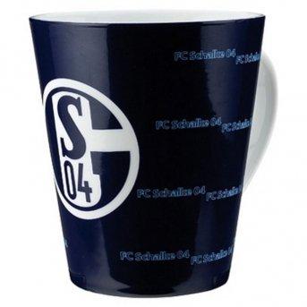 FC Schalke 04 Kaffeebecher Marine