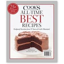 Cooks Illustrated All Time Best Recipes 2017