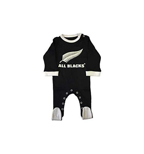 All Blacks Nueva Zelanda Rugby bebé pijama | 2019/20 temporada