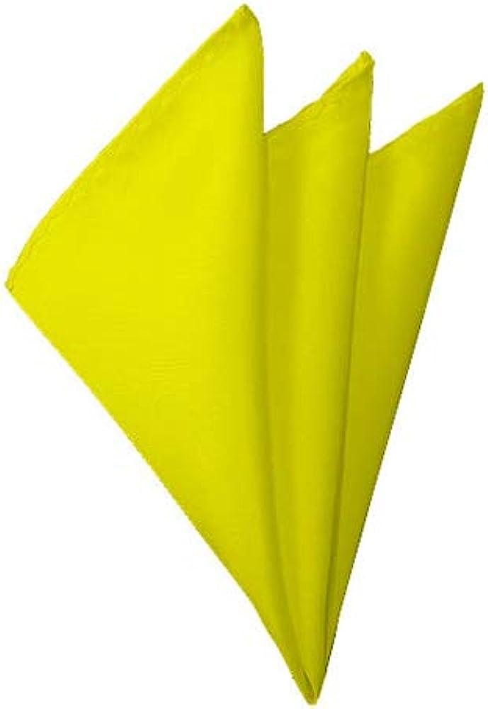 Max 71% OFF Solid Lemon Handkerchief Yellow Japan Maker New