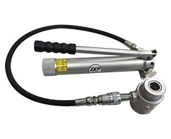 CACTUS(カクタス)『カクタスパンチ SKP-4型 油圧式鋼板穴あけ機』
