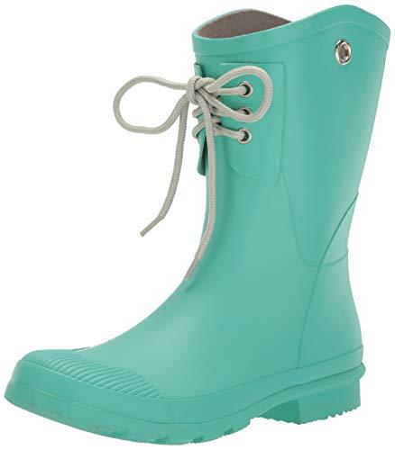 Nomad Women's Kelly B Rain Boot, Mint, 11 Medium US