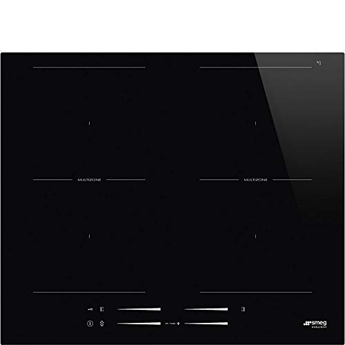 SMEG SI2M7643D Universal Induktionskochfeld schwarz