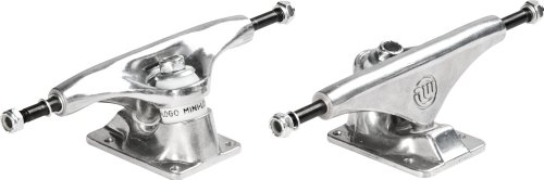 Mini-Logo Skateboards 8.75-Inch Trucks (Set of 2), Polished