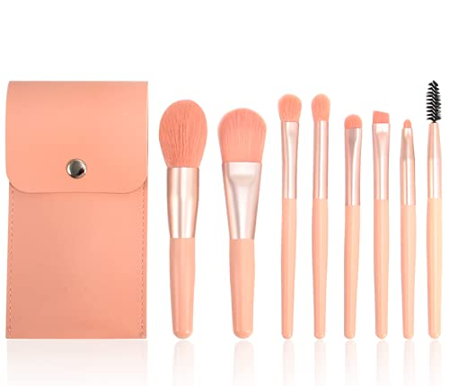 Cosmetic specialty shop Brushes set Max 69% OFF 8pcs Professional for Make Up F