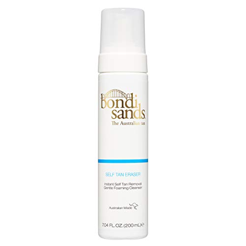 Bondi Sands Self Tan Eraser | Moisturizing, Cleansing, Gentle Formula Effectively Removes Self-Tanner and Soothes Skin