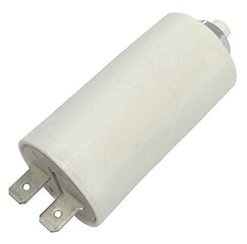 AERZETIX: Condensatore permanente di lavoro per motore 5µF 425V con capicorda 6.3mm C18663