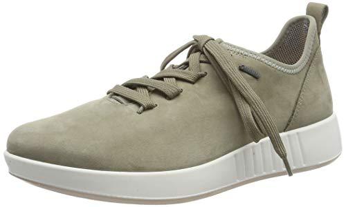 Legero Damen Essence Gore-Tex Sneaker, Grau (Flint (Grey) 76), 38.5 EU