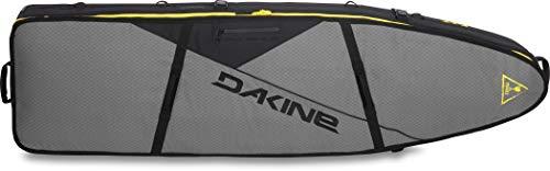 Dakine World Traveler Quad Surfboard Bag 2019 - Carbon 7'6\