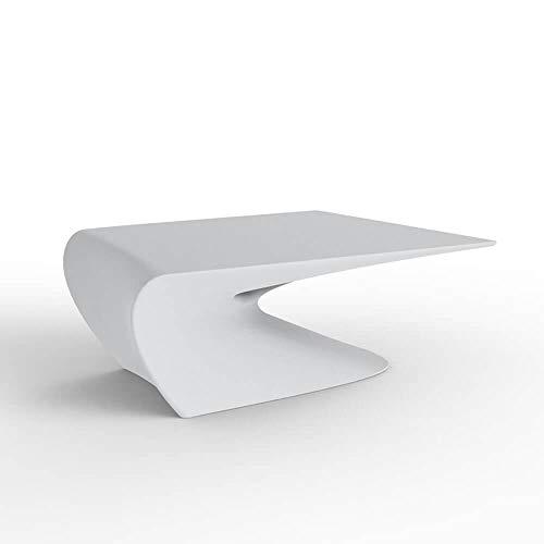 Vondom Wing Table Basse pour l'extérieur Blanche