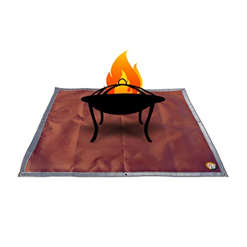 "Ember Mat | 72"" x 60"" 